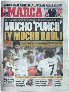 Marca forside søndag d. 30 august