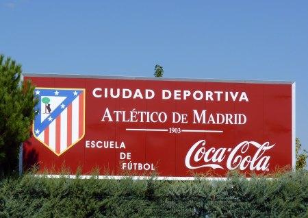 Ciudad Deportiva Atletico de Madrid
