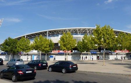 Coliseum Alfonso Perez stadion i Getafe