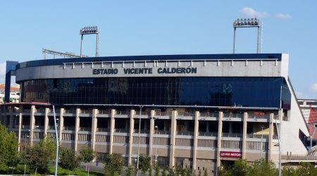 Atletico Madrid stadion Vicente Calderon