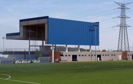 Getafe træningsbaner i det sydlige Madrid