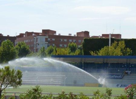 Getafe CF træningsbane træningsstadion