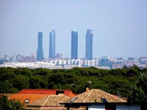 4 Torres Madrid nord