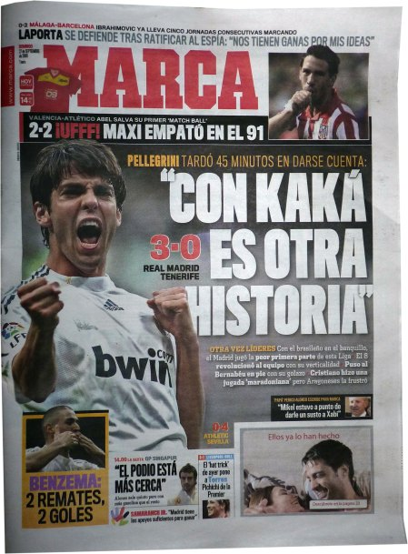 Real Madrid - Tenerife 3-0 i pressen