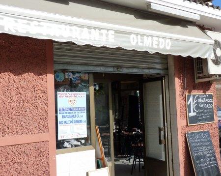 Spansk bar - restaurant hvor man kan se fodbold