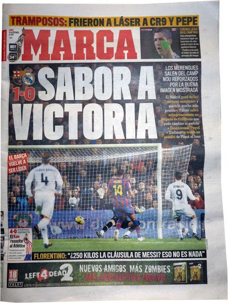FC Barcelona - Real Madrid | smag af sejr