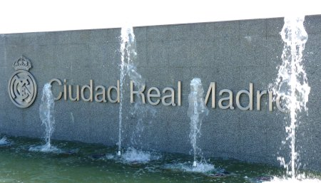 Ciudad Real Madrid i Valdebebas Madrid