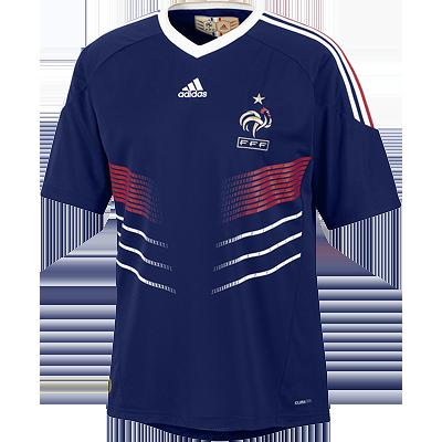 Frankrigs VM 2010 trøje | ny fransk landsholdstrøje