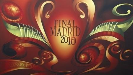 Madrid Finale 2010 logo | Champions League Finale 2010 logo