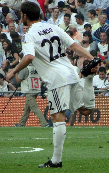 Xabi Alonso fodbolstøvler fra adidas