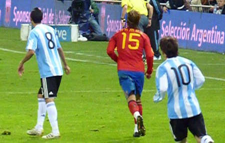 Angel Di Maria fodboldstøvler