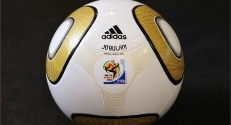 Jobulani VM 2010 finale kampbold