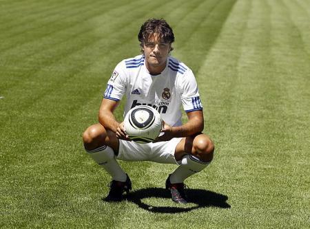 Ny spiller hos Real Madrid Pedro Leon